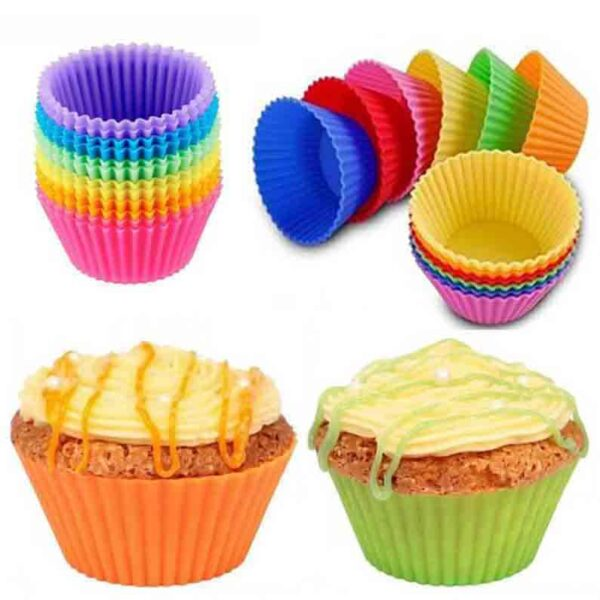 Cup Cake round mold