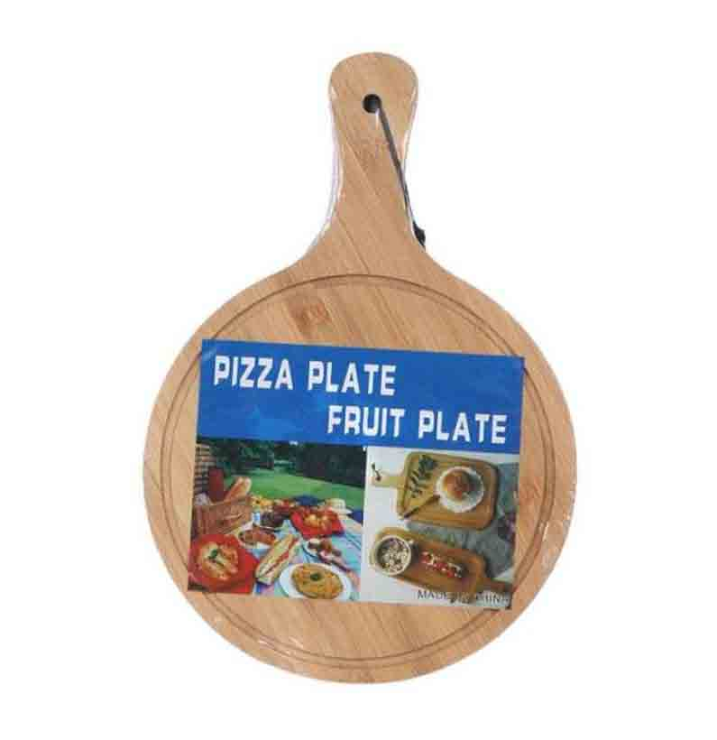 Wooden Pizza Palate 9 inch